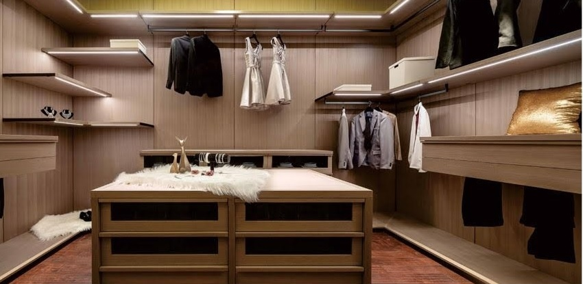 Magnetic Profile Lighting-Wardrobe Lighting