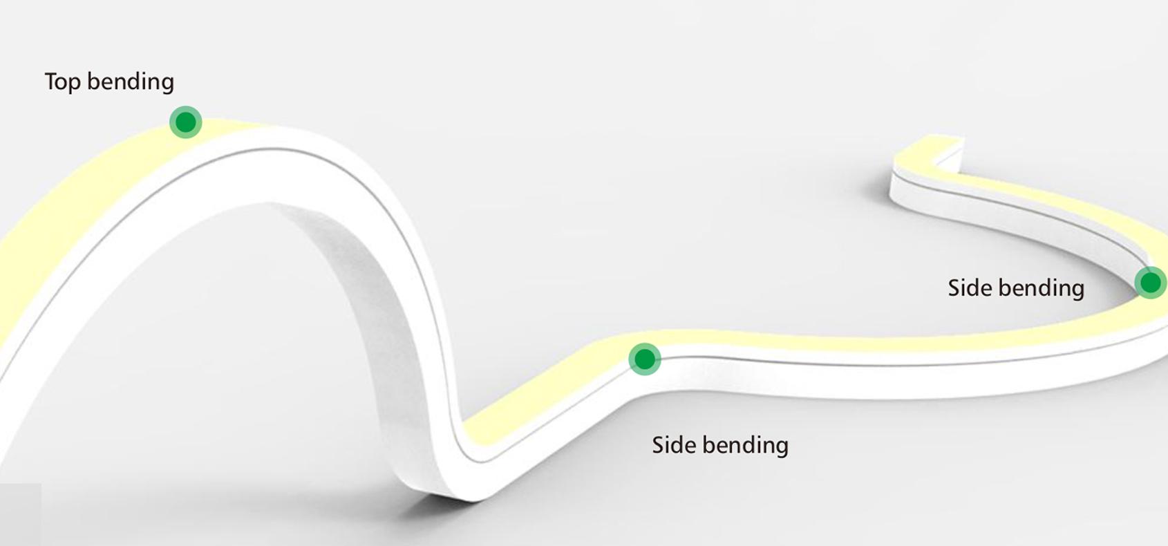 3D-Bending Neon