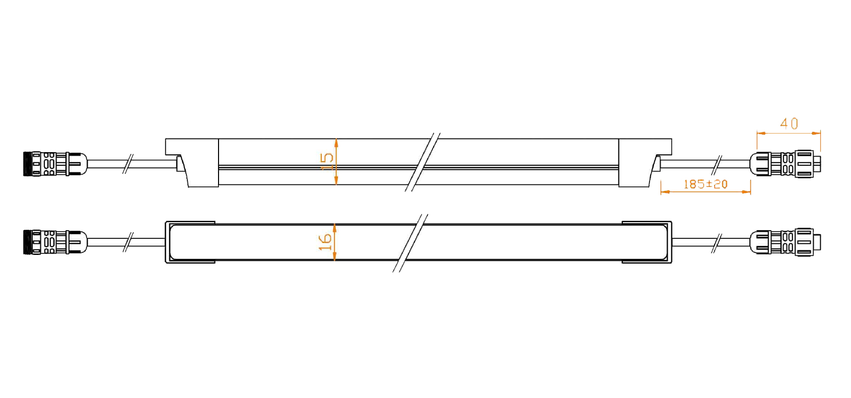 Neon-Flex-Top-PU-Dimension